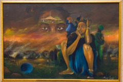 PNT016-Morning-Woman-38x2ft-by-Ijeoma