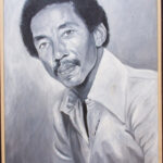 PNT087 33x47inches Smokie Robinson by El Dragg (3)